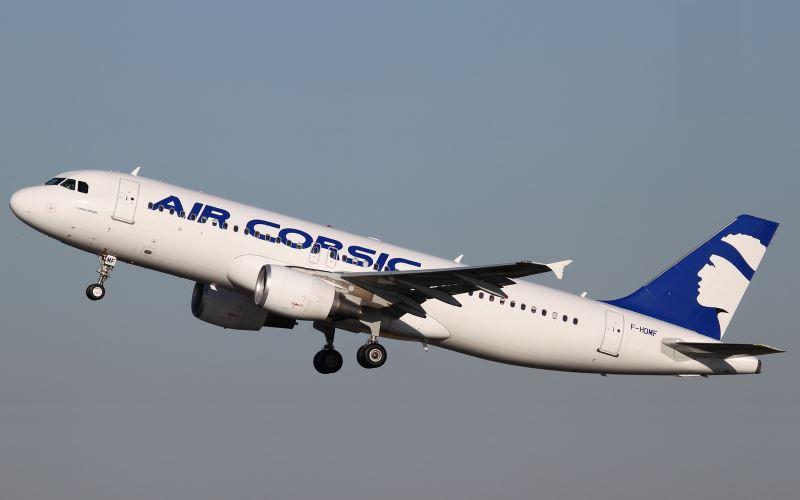 Air Corsica Calvi Toulouse