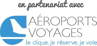 Logo partenariat site Aéroports Voyages